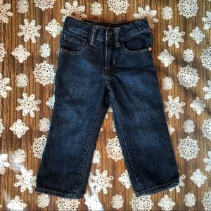 babyGAP Boys Blue Denim Jeans with Classic Fit